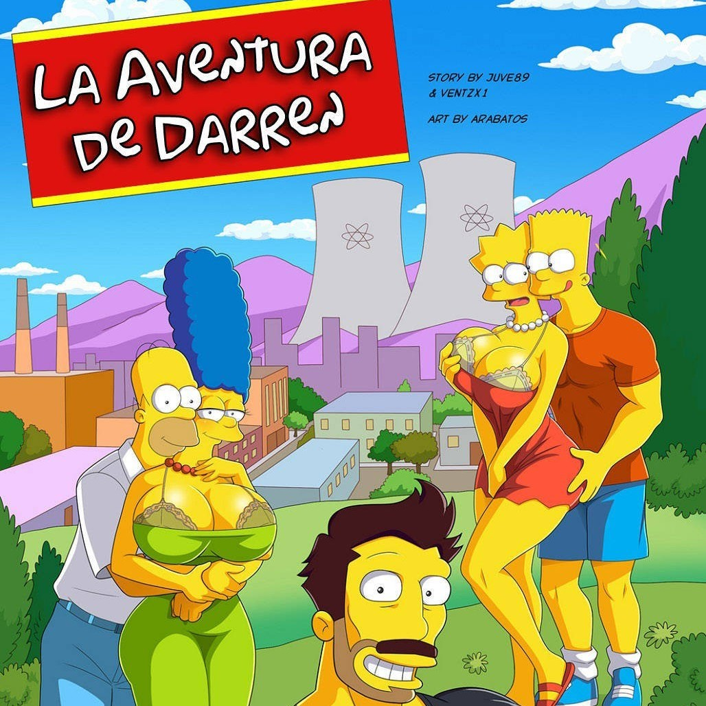 Los Simpsons - La aventura de Darren (Cap. 6-9)