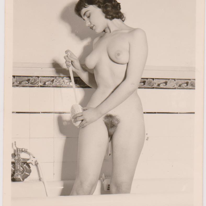 Desnudas B&W 1940-th