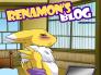 El blog de Renamon (DigiHentai Comic)