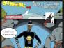 Bumblebee vs Dr. Light - (Comics-toons) - [Teen Titans]