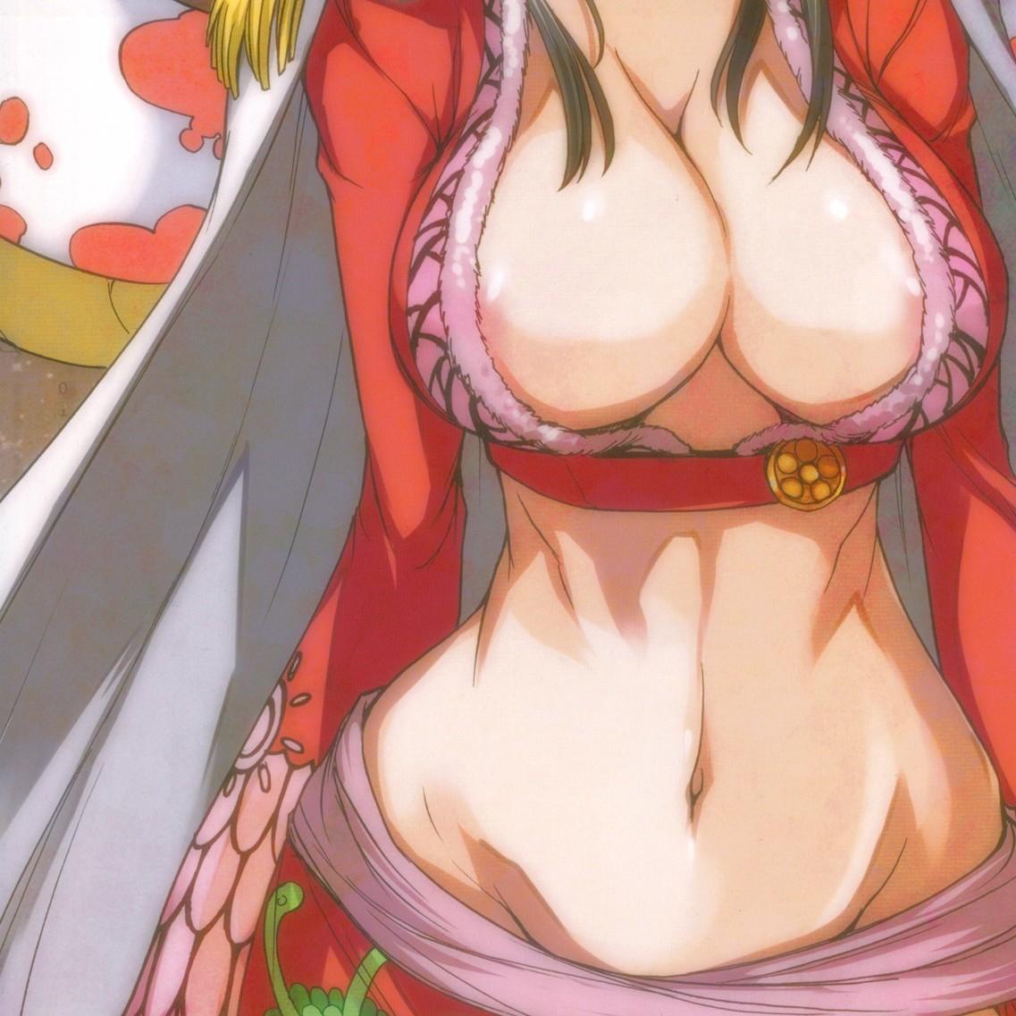 One Piece - 4 Doujinshi