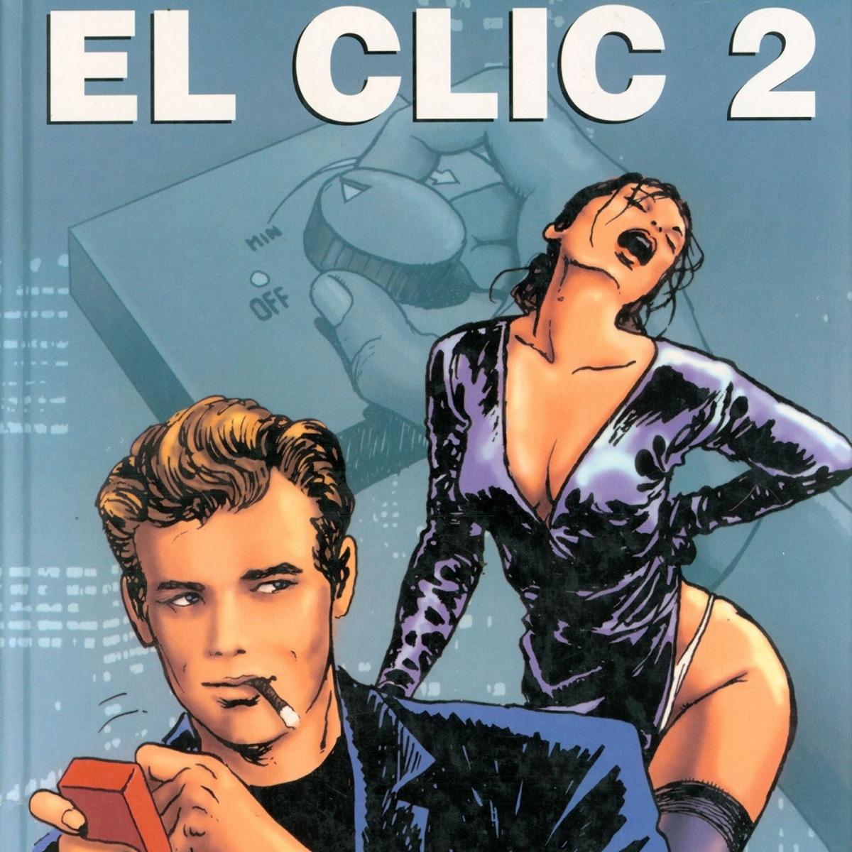 Comic X - El clic 2 (de Milo Manara)