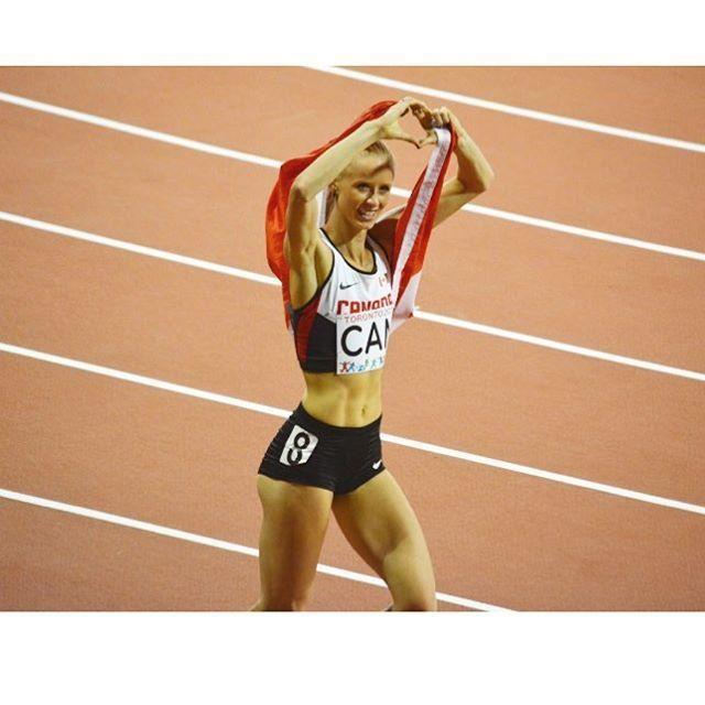 Bellezas Olímpicas. Sage Watson