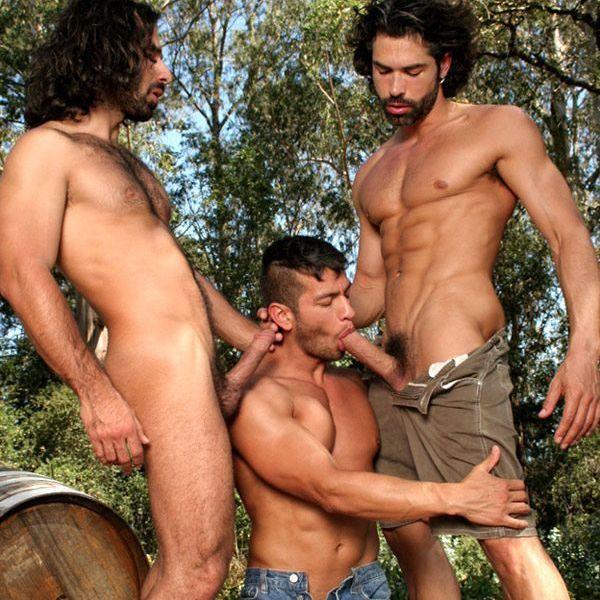 Hambre de Hombres #44 - Dildos y pijas.