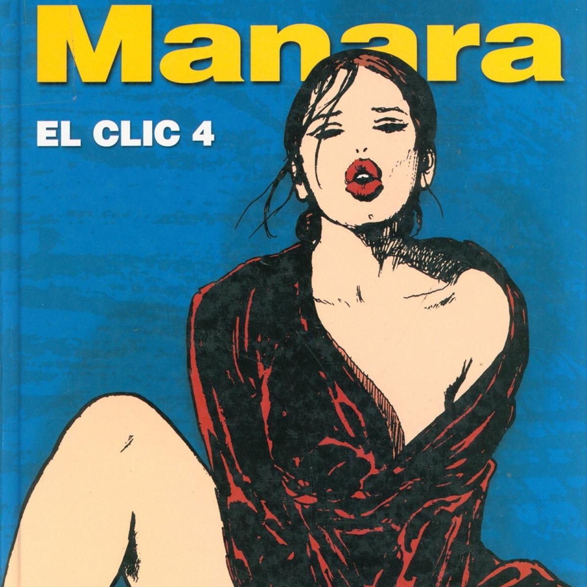 Comic X - El clic 4 (de Milo Manara)
