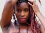 Modelos Africanas, Hermosas. Segunda parte.