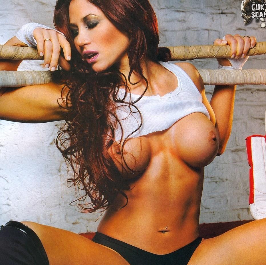 Adabel Guerrero en pelotas en Playboy!!!