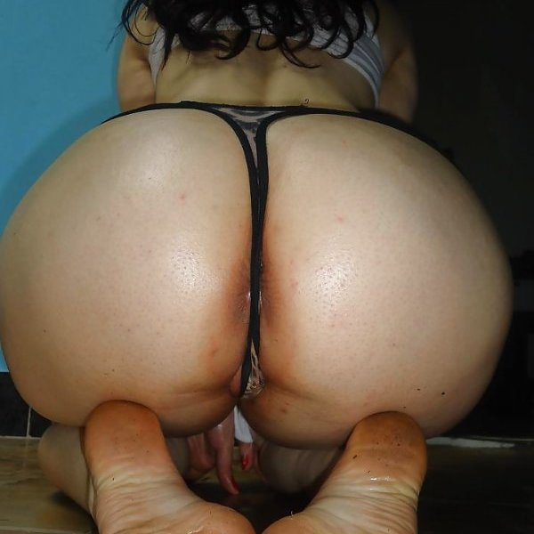 Una Colombiana Carnosa
