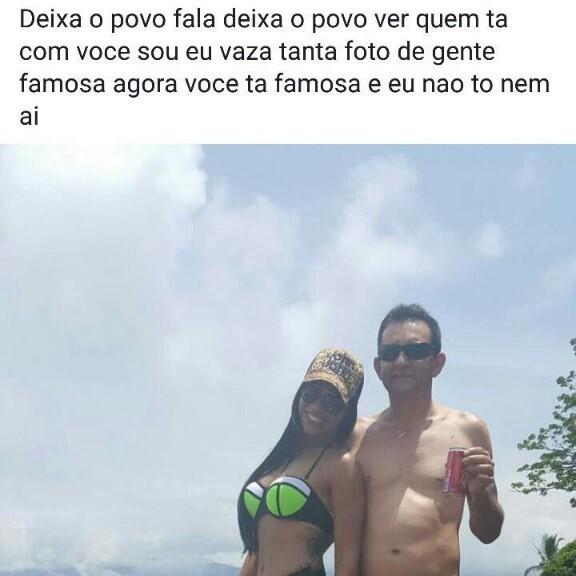 Milene Santos Brasileña