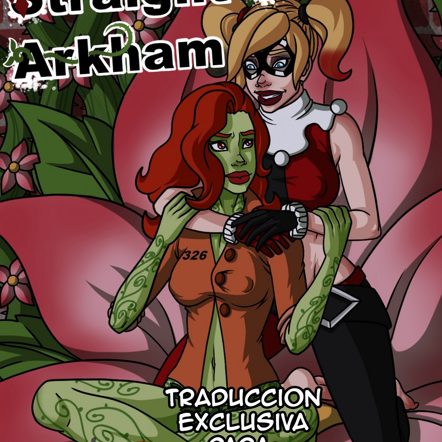 Straight Outta Arkham (Comic corto) [Batman] [Español]