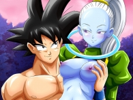 Bastantes Imagenes de Dragon Ball xxx