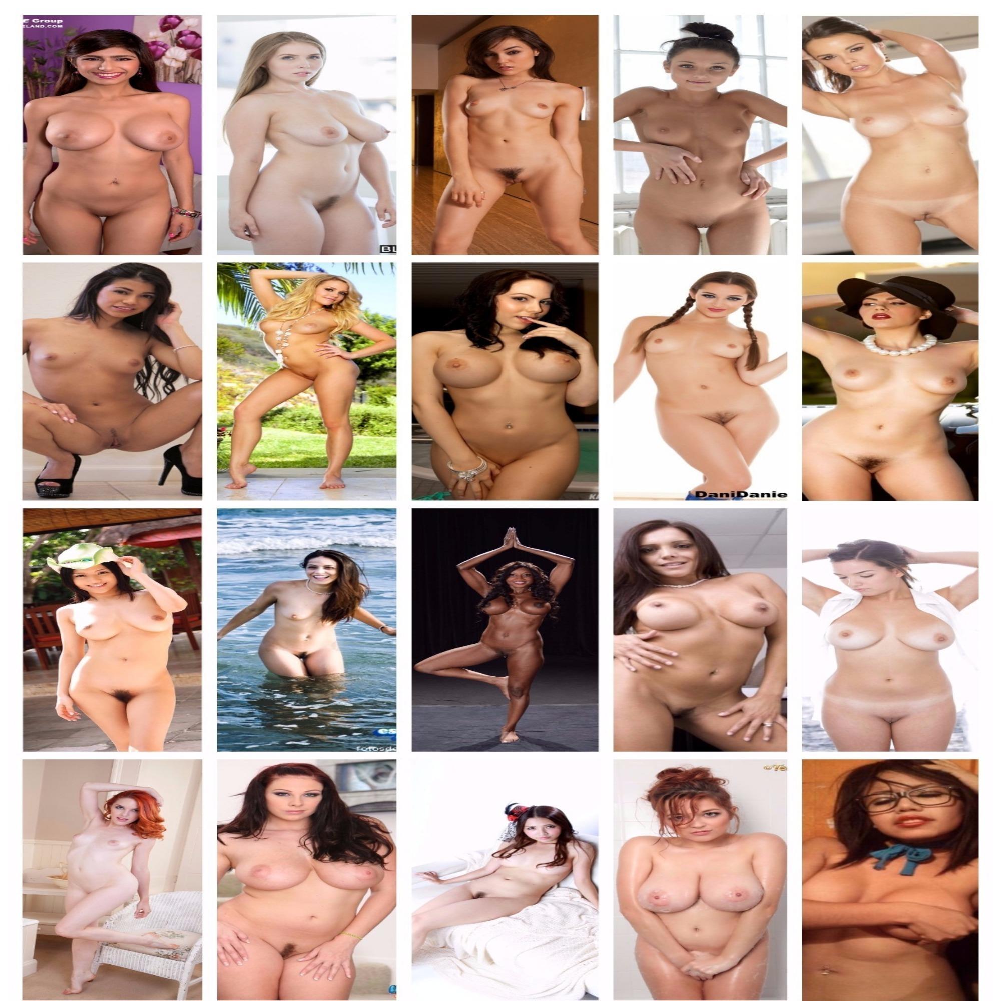 Top 20 mejores pornstars