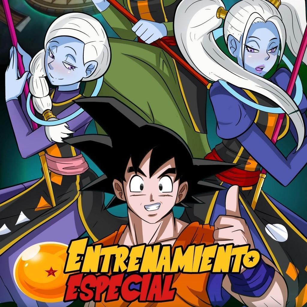 Dragon Ball Super: Entrenamiento Especial