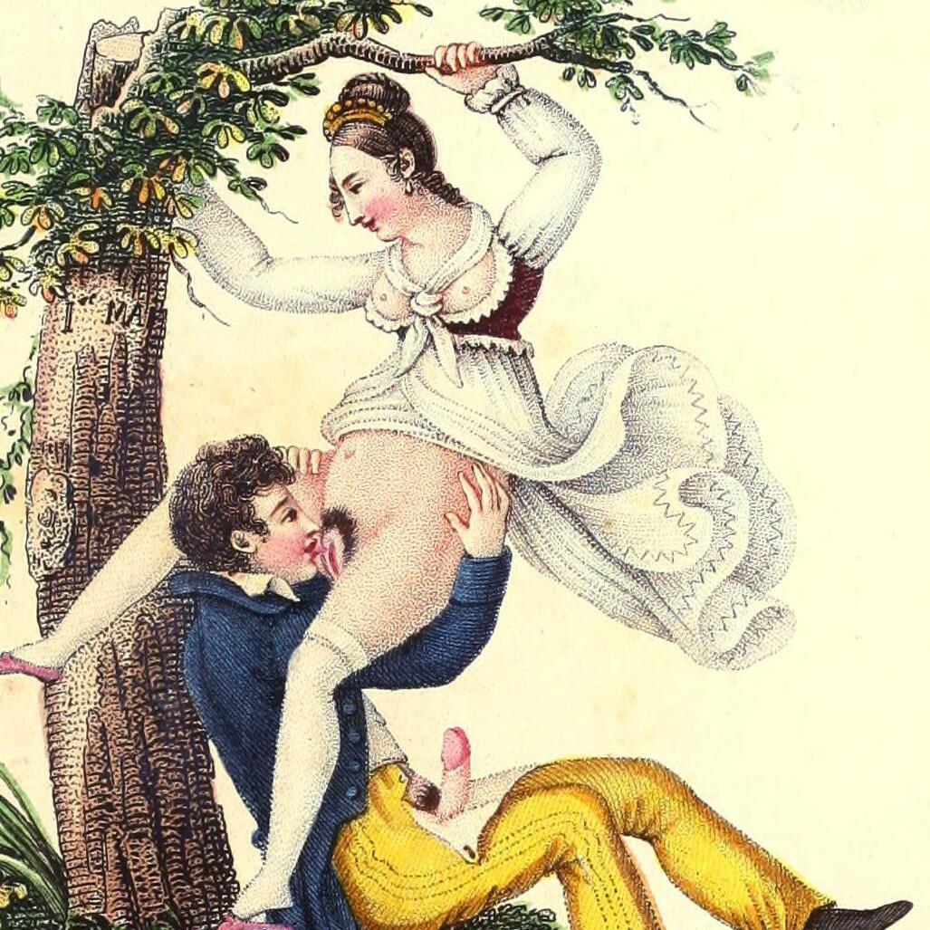 Arte y erotismo (la ilustración para aprender sexo)