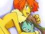 POKE-GIRL NOW (Pokemon hentai comic)