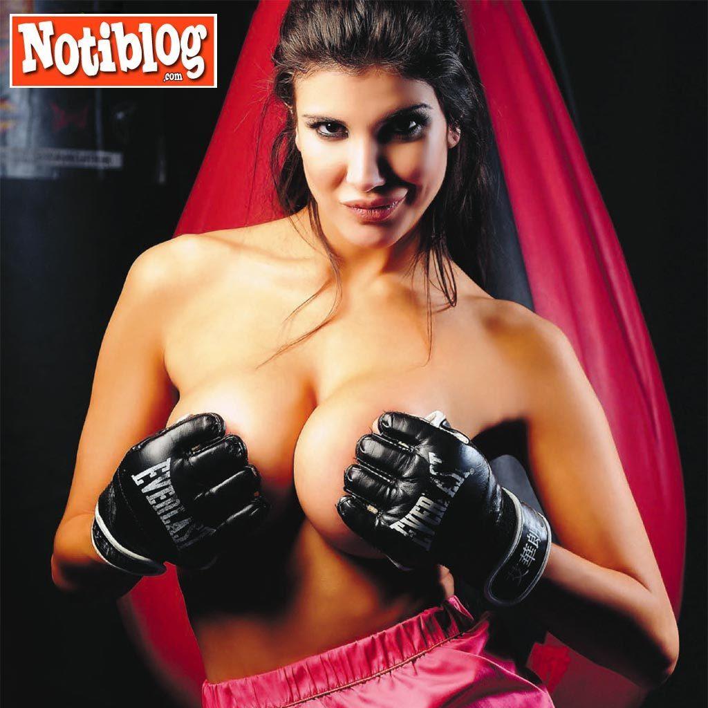¡Notiblog! Andrea Rincón sueña con petear al cabezón