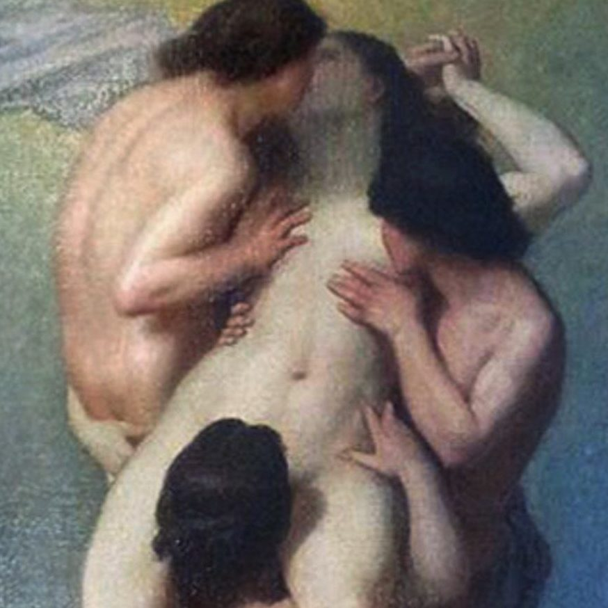La femme , el cuerpo del placer.