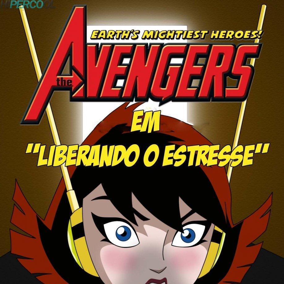 Avengers - Liberando el Stress