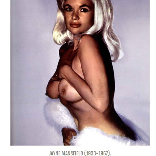 Jayne Mansfield Nudes Porn Pics