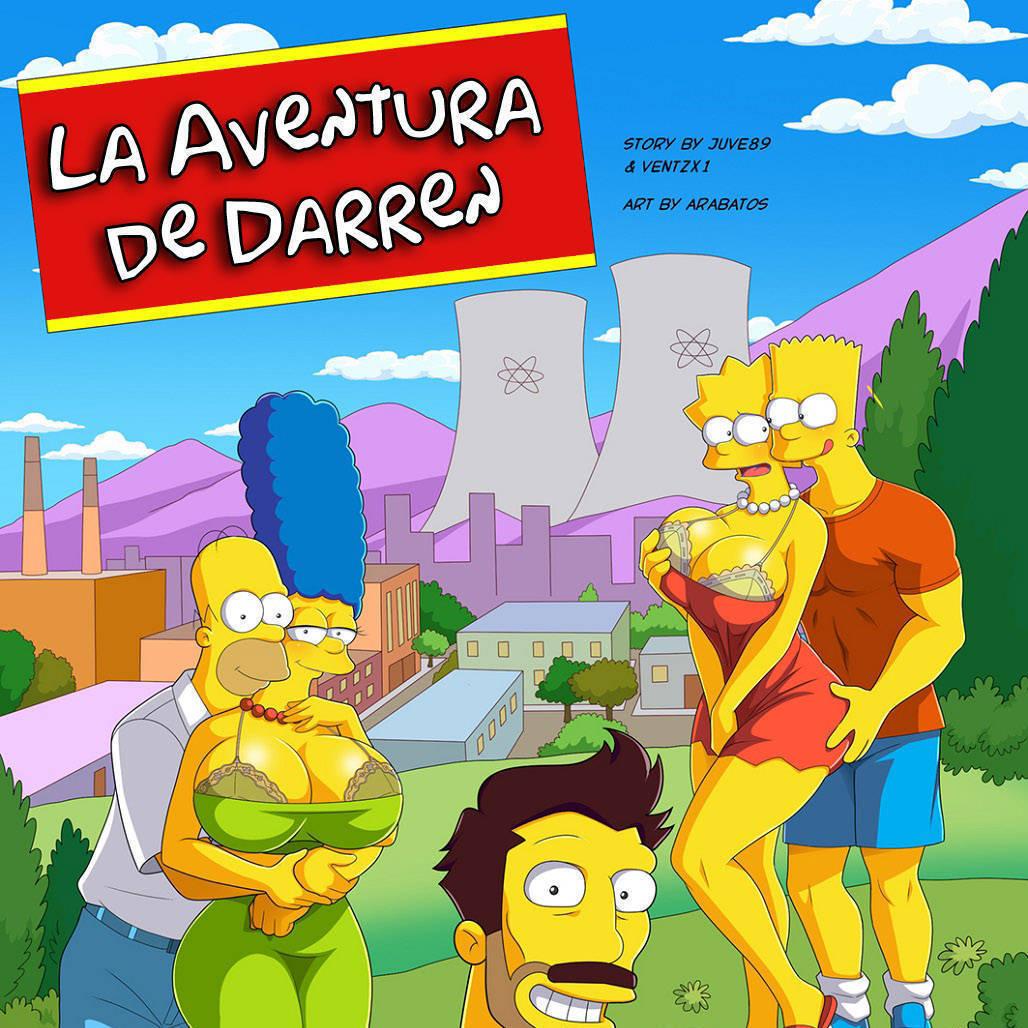 Los Simpsons - La aventura de Darren