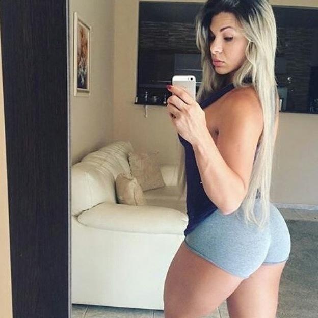 Chicas en Pantalones Ajustados