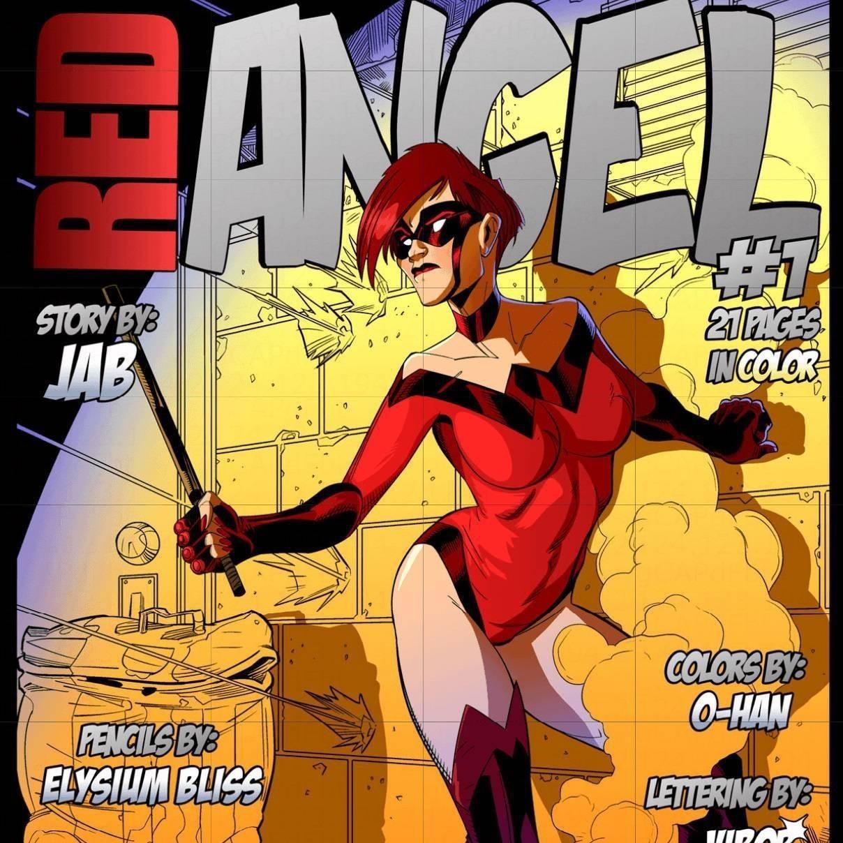 Red Angel - 1