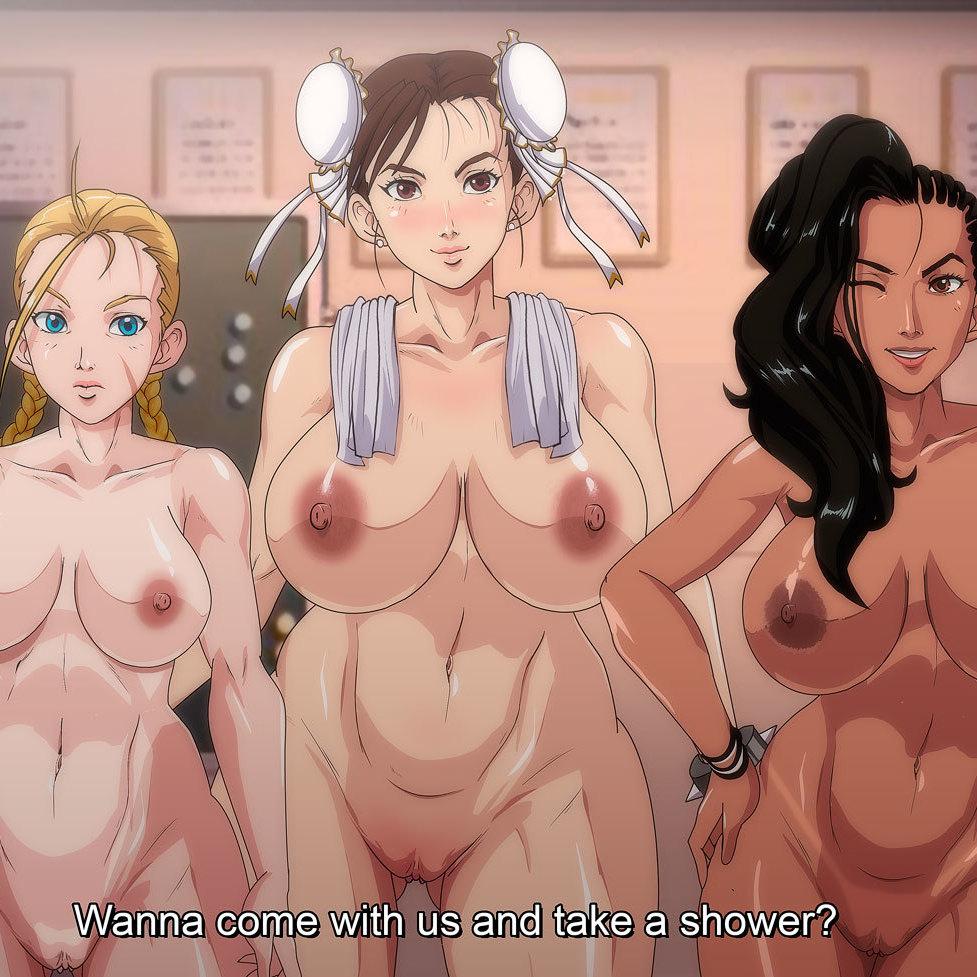 Street Fighter ... Porn (?)