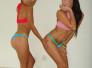 Dos morochitas en Bikini