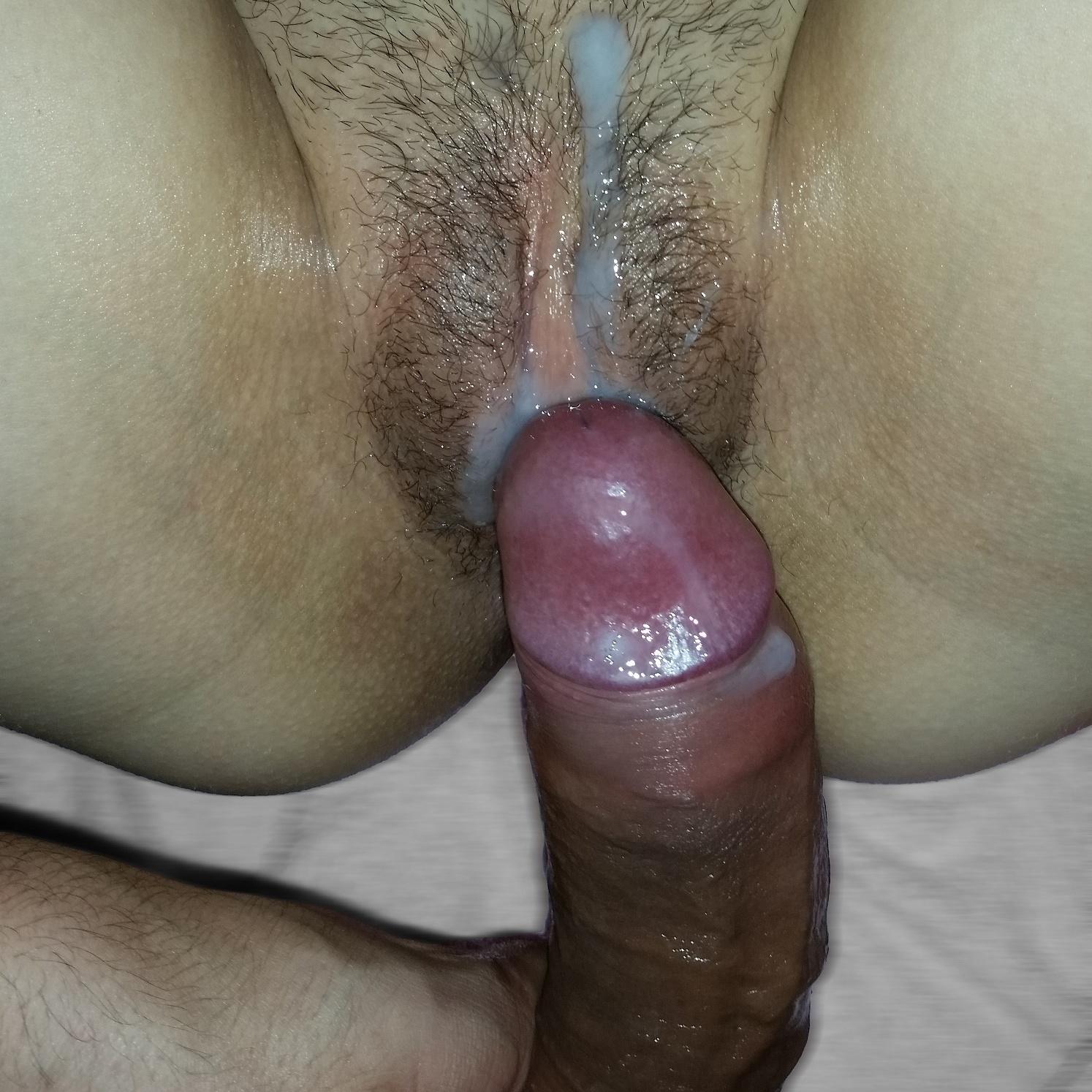 Noche de Mucho Sexo con mi Rica Novia, 20 Añitos