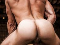 Culos masculinos #3 - Un hueco para llenar de verga.
