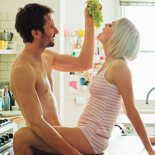 Qué comer antes del sexo
