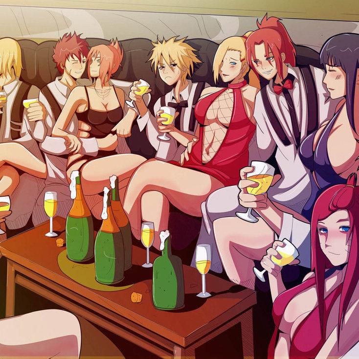 MegaPost; 100 Imágenes del anime Naruto