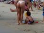 Culos playa Brasil.