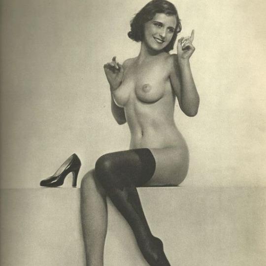 Desnudas B&W 1930-th
