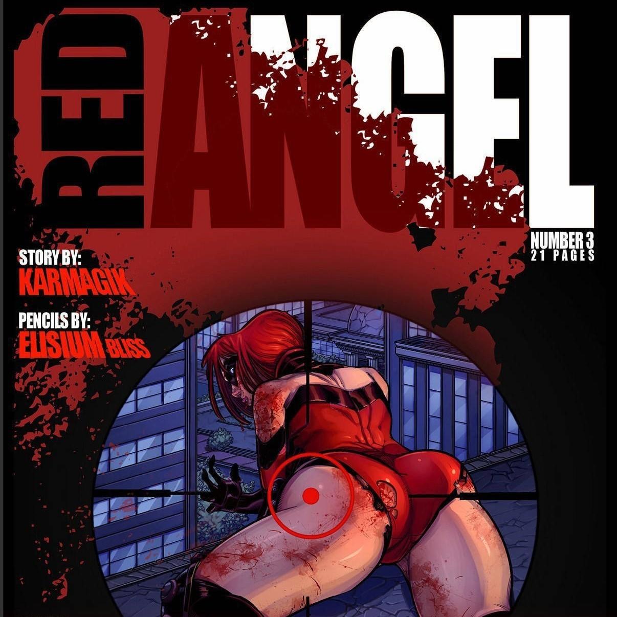Red Angel - 3