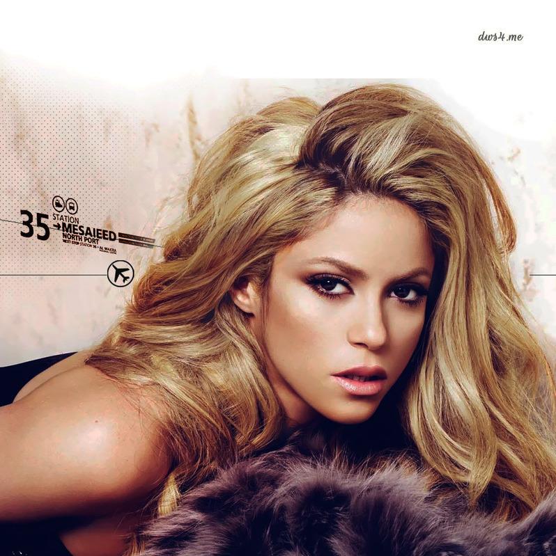 Muchos wallpapers de Shakira en HD