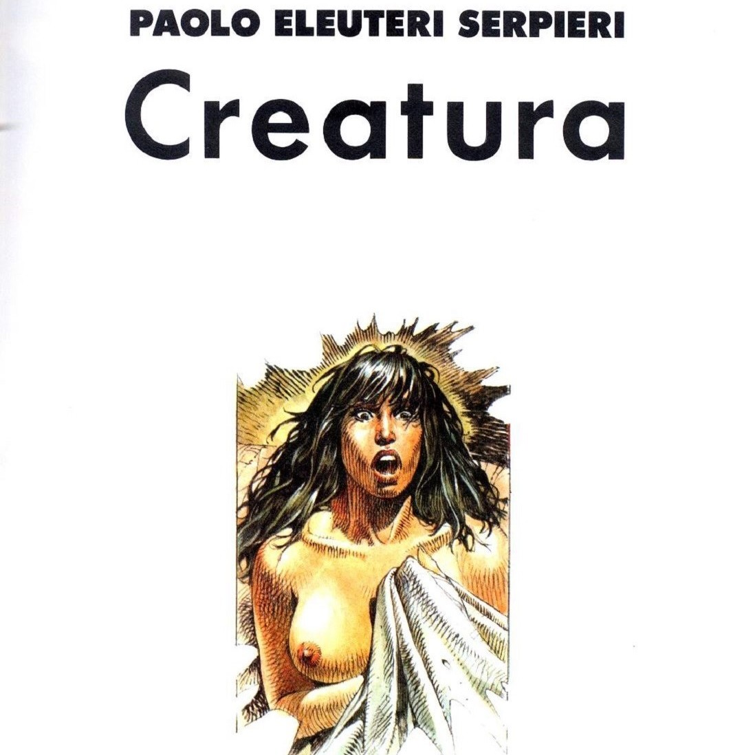 Comic X - Creatura (Druuna 3) de Serpieri
