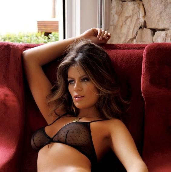 Top Model Brasileñas - Vol 5 - Melise Luzardo