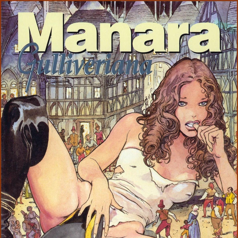 Gulliveriana comic  de Milo Manara en español