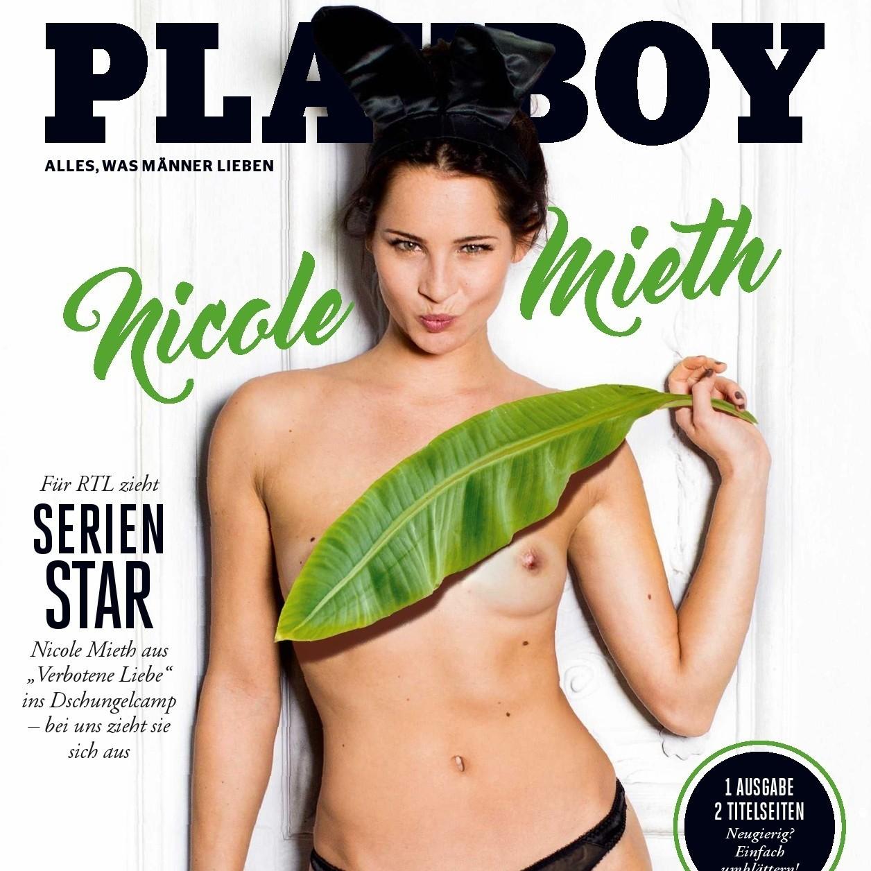 Playboy Febrero 2017 - Alemania