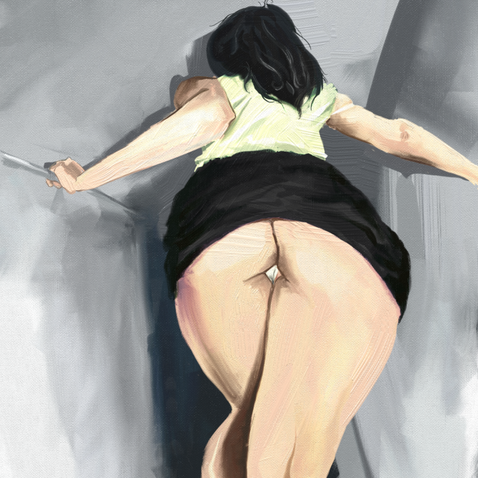 Verdegris - Arte erótico