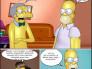 Travesuras de Marge Simpson