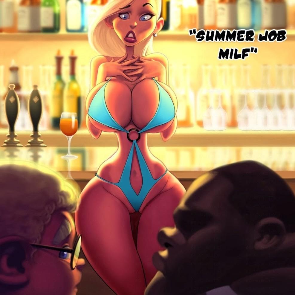 Bangin' Buddies 2 - Summer job milf