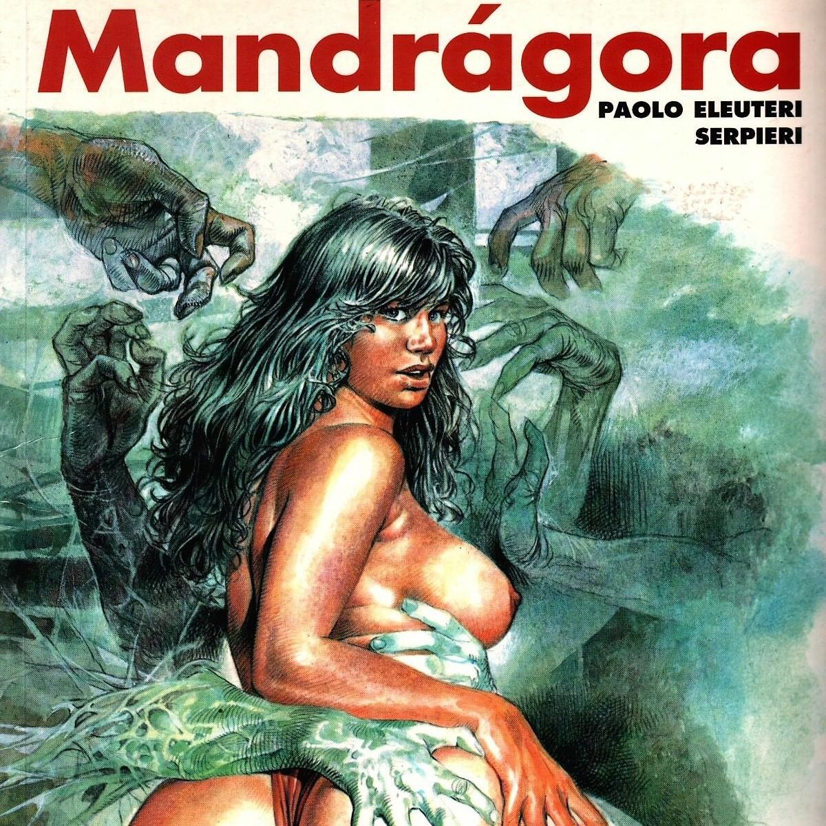 Comic X - Mandragora (Druuna 5) de Serpieri