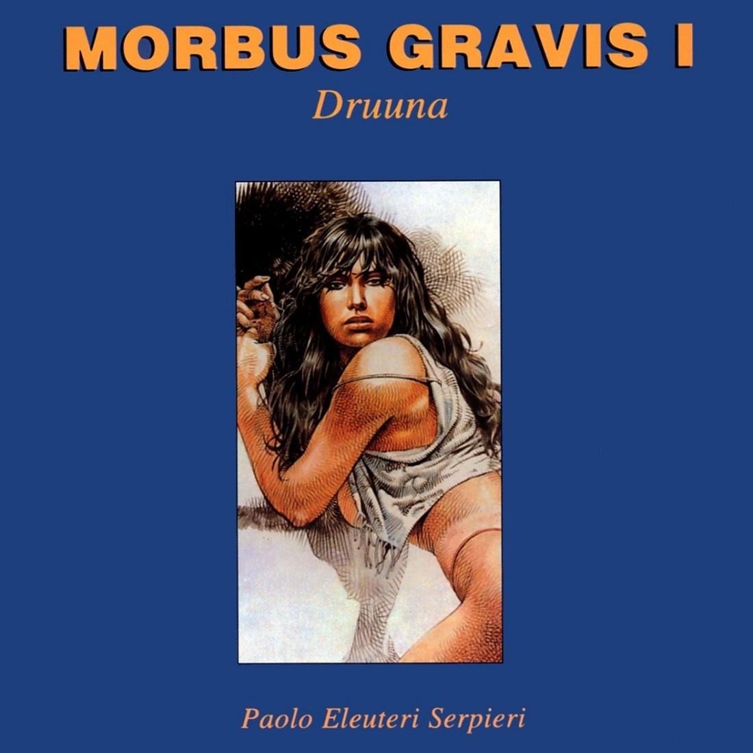 Comic - Morbus Gravis (Druuna I) de Serpieri