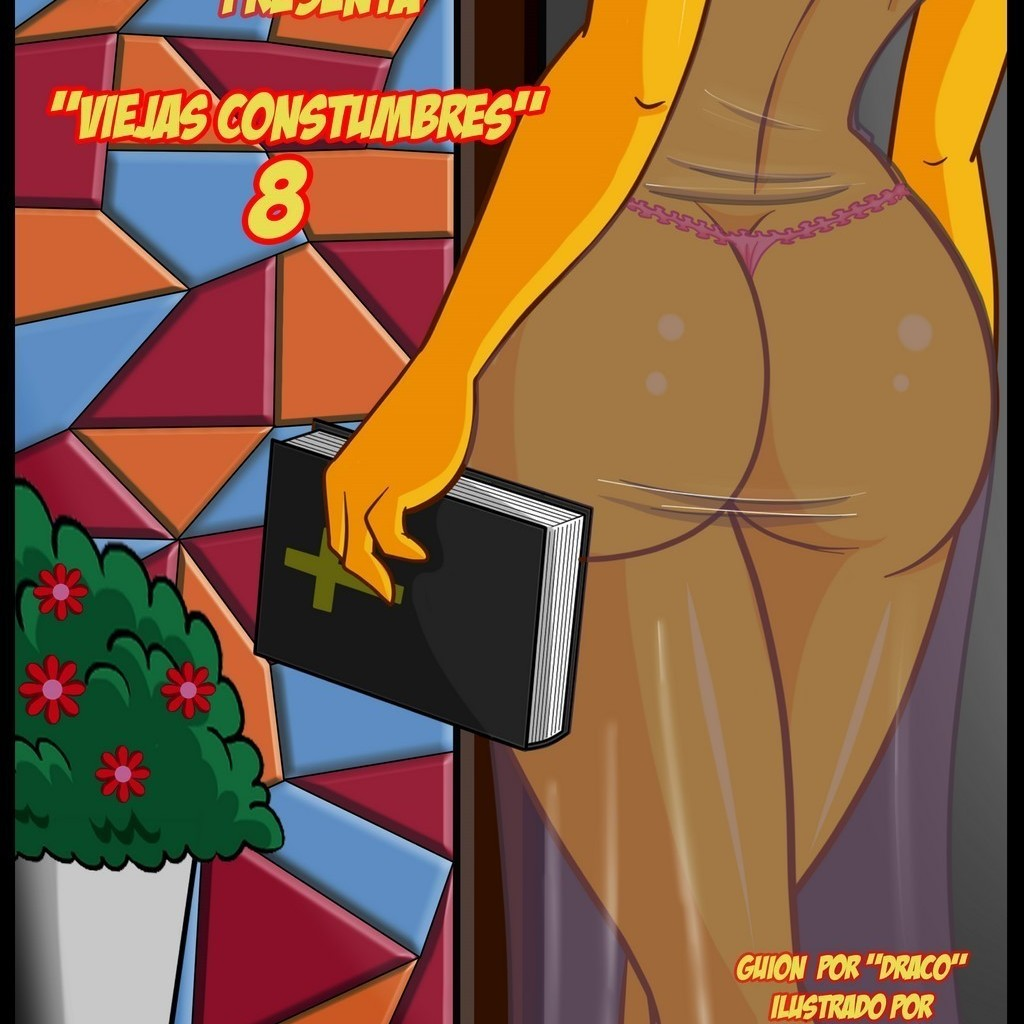 simpsons adelanto porno comics