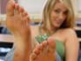 Fetichismo de pies femeninos (soft)