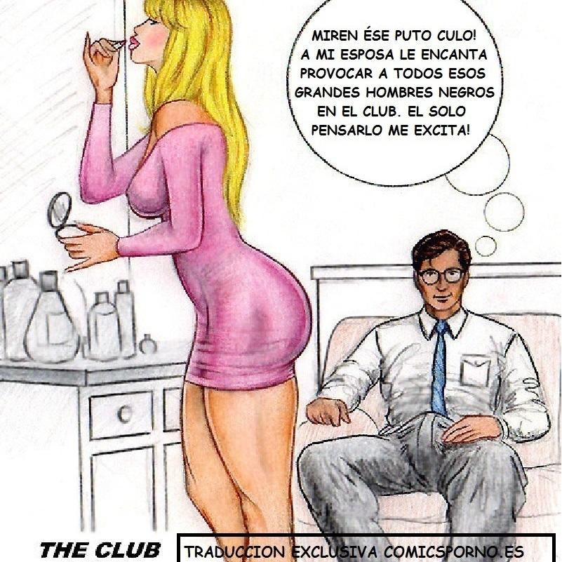 Noche en el club