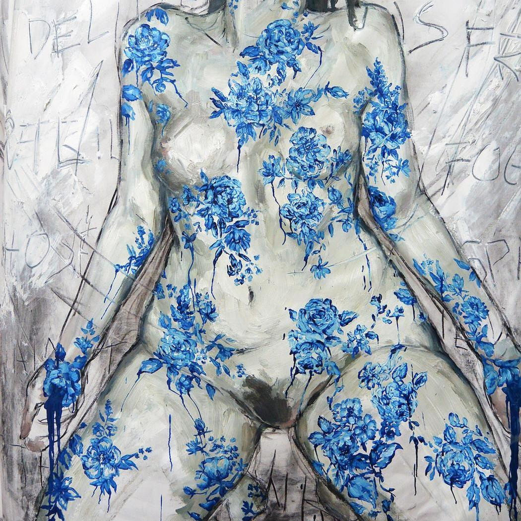 Arte erótico - Elly Smallwood