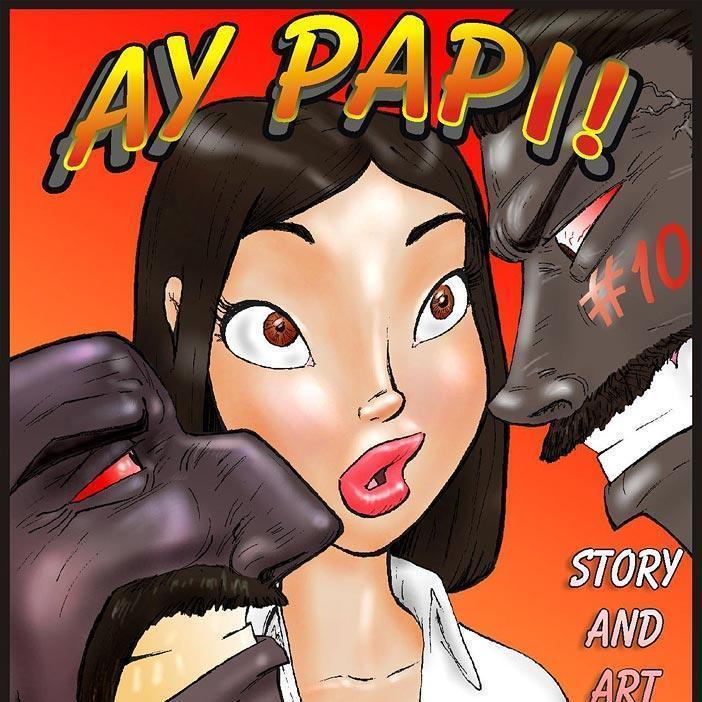 Ay papi 10 Jab Comix (Español)
